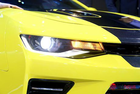 Chi tiet Chevrolet Camaro SS 2016: Xe 'hot' nhat Trien lam o to Viet Nam - Anh 14