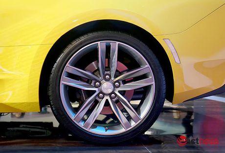 Chi tiet Chevrolet Camaro SS 2016: Xe 'hot' nhat Trien lam o to Viet Nam - Anh 12