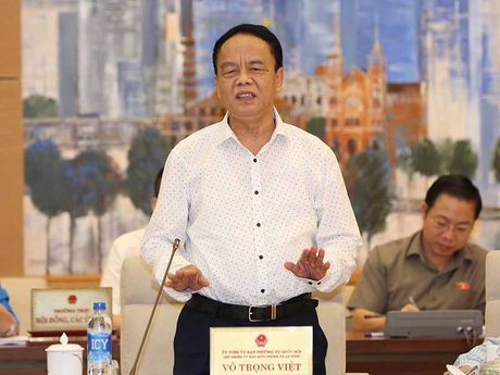 Bao dong viec quan chuc can thiep giai quyet KN-TC - Anh 1