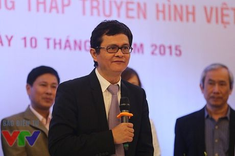 Tong giam doc VTV: Nha bao Le Binh khong bi ky luat - Anh 1