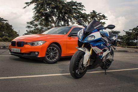 Sieu mo to BMW S1000RR len tem M Series tai Sai Gon - Anh 1