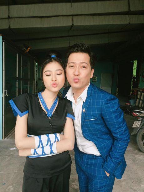 Hot girl Sai Gon xuat hien trong quang cao cung Truong Giang - Anh 10