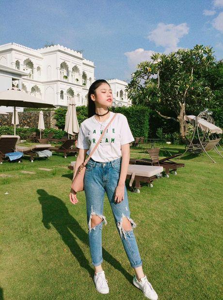 Hot girl Sai Gon xuat hien trong quang cao cung Truong Giang - Anh 11