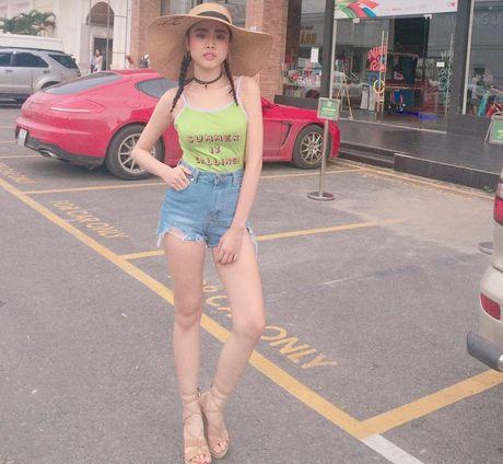 Hot girl Sai Gon xuat hien trong quang cao cung Truong Giang - Anh 1