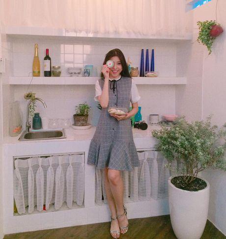 Hot girl Sai Gon xuat hien trong quang cao cung Truong Giang - Anh 3