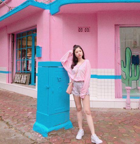 Hot girl Sai Gon xuat hien trong quang cao cung Truong Giang - Anh 6