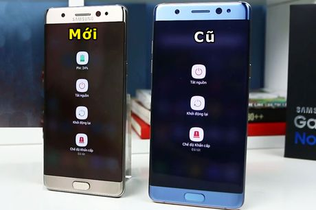 Cach phan biet Galaxy Note 7 an toan - Anh 3