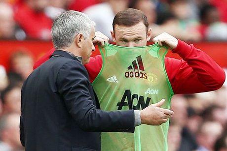 Rooney: 'Mourinho loai toi la dung, duoc chua?' - Anh 1