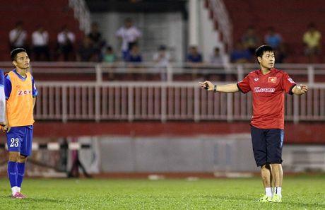 HLV Huu Thang: Muc tieu cua DTVN la phai dep - Anh 1