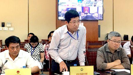 Xu ly nghiem thong tin sai su that tren bao chi - Anh 1