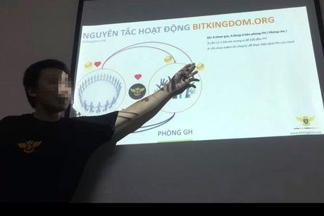 San cho - nhan: Giao dich ao, nguoi tham gia kho duoc bao ve - Anh 1