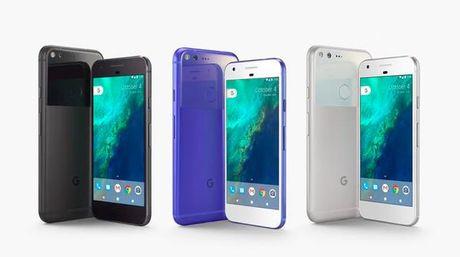 Google ra mat Pixel va Pixel XL:5 inch va 5,5 inch, luu tru khong gioi han anh va video - Anh 2
