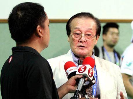 Ong Hoang Vinh Giang, Pho Chu tich Uy ban Olympic Viet Nam: 'Khong nen phu nhan cong suc cua VDV Viet Nam' - Anh 1