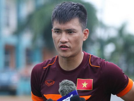 Tien dao Cong Vinh: 'Tuyen Viet Nam dang di dung huong' - Anh 2