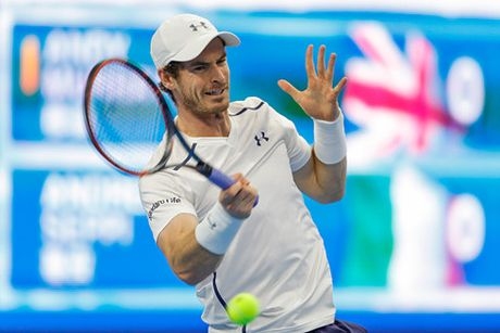 Nadal va Murray de dang vuot qua vong 1 China Open - Anh 1