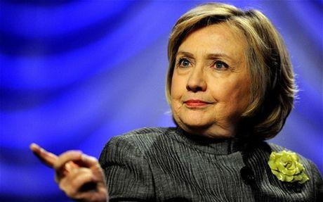 Ung vien Hillary Clinton tuyen bo tiep tuc phan doi TPP - Anh 1