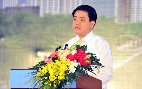 Ha Noi khoi cong tuyen duong hon 3.000 ty dong chong un tac giao thong - Anh 2