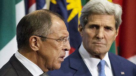 Nga, My: Duong ai nay di trong van de Syria - Anh 1