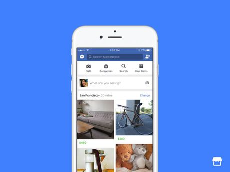 Facebook xin loi vi de ma tuy, vu khi tran ngap cho Marketplace - Anh 1