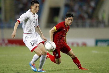 Nhan dinh, du doan ket qua Viet Nam vs Trieu Tien - Anh 1