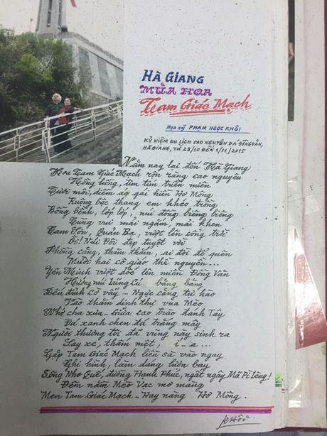 Hoa si Pham Ngoc Khoi: 'Toi yeu Thu Do qua tung con pho nho' - Anh 5