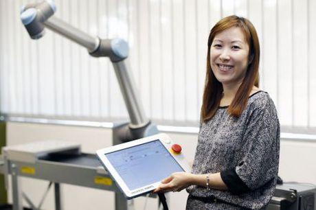 Toi 2018, Viet Nam se tran ngap robot cong nghiep - Anh 1