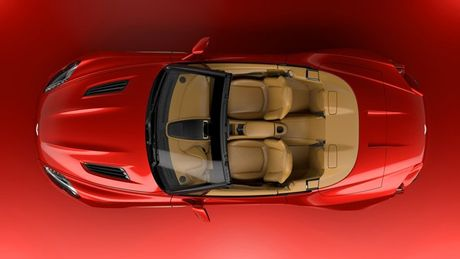 Tuyet tac Aston Martin Vanquish Zagato Volante gia 20 ty dong - Anh 1