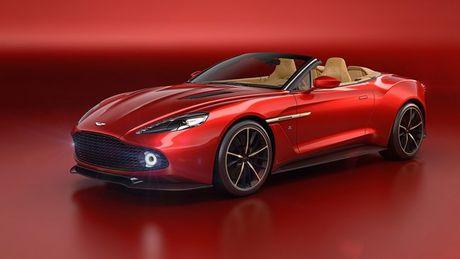 Tuyet tac Aston Martin Vanquish Zagato Volante gia 20 ty dong - Anh 2