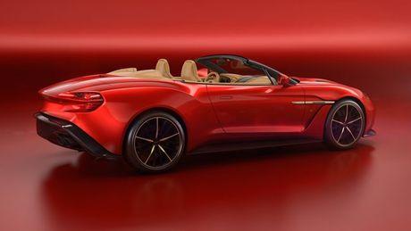 Tuyet tac Aston Martin Vanquish Zagato Volante gia 20 ty dong - Anh 3