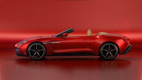 Tuyet tac Aston Martin Vanquish Zagato Volante gia 20 ty dong - Anh 6