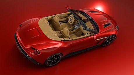 Tuyet tac Aston Martin Vanquish Zagato Volante gia 20 ty dong - Anh 8