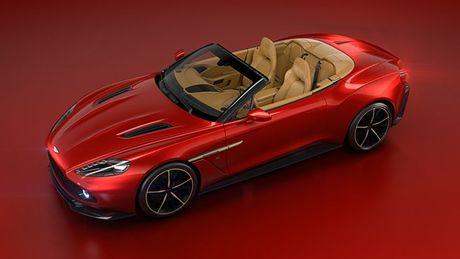 Tuyet tac Aston Martin Vanquish Zagato Volante gia 20 ty dong - Anh 9