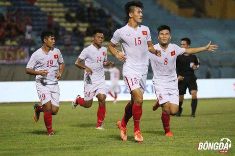 U19 Viet Nam chot danh sach du VCK chau A 2016 - Anh 1