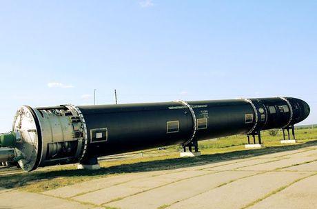Kinh hoang: Ten lua dan dao Sarmat Nga ban xa 17.000km - Anh 6