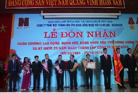 Newtaco don nhan Huan chuong Lao dong hang nhi - Anh 1