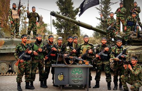 Syria: Giao tranh du doi o tay Aleppo, 25 phien quan bi tieu diet - Anh 1