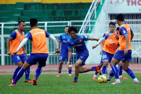 'Doi tuyen Viet Nam hien tai chua manh bang thoi vo dich AFF Cup 2008' - Anh 1