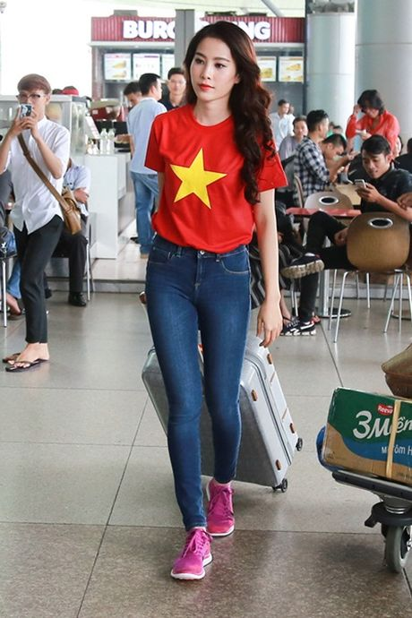Nam Em chinh thuc len duong du thi Miss Earth 2016 - Anh 2