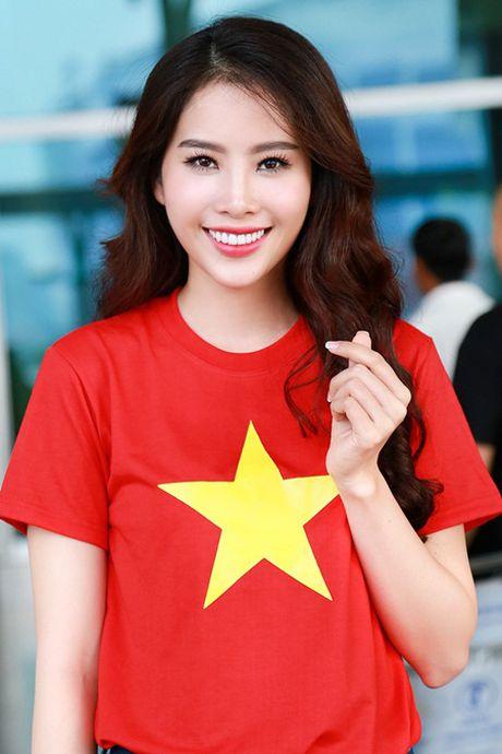 Nam Em chinh thuc len duong du thi Miss Earth 2016 - Anh 3