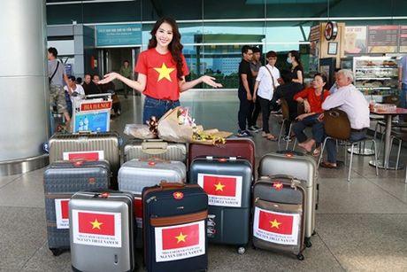 Nam Em chinh thuc len duong du thi Miss Earth 2016 - Anh 5