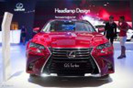 Lexus ra mat GS 200t, dong co tang ap 2.0 241 ma luc, gia 3,13 ti dong - Anh 12