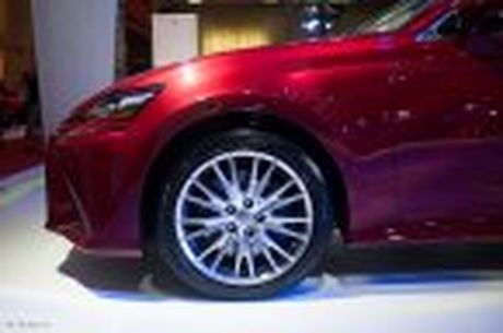 Lexus ra mat GS 200t, dong co tang ap 2.0 241 ma luc, gia 3,13 ti dong - Anh 16
