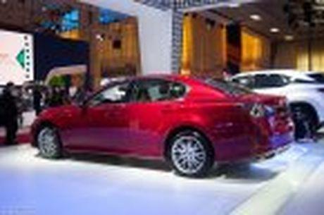 Lexus ra mat GS 200t, dong co tang ap 2.0 241 ma luc, gia 3,13 ti dong - Anh 17