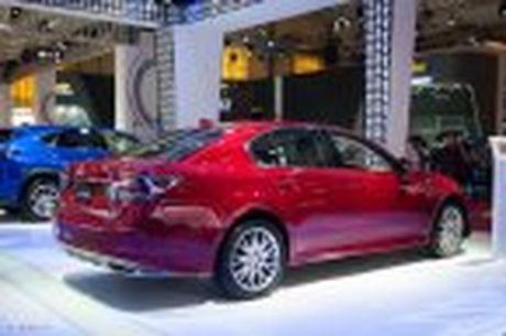 Lexus ra mat GS 200t, dong co tang ap 2.0 241 ma luc, gia 3,13 ti dong - Anh 19