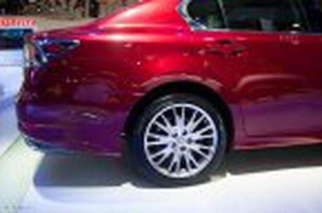 Lexus ra mat GS 200t, dong co tang ap 2.0 241 ma luc, gia 3,13 ti dong - Anh 20