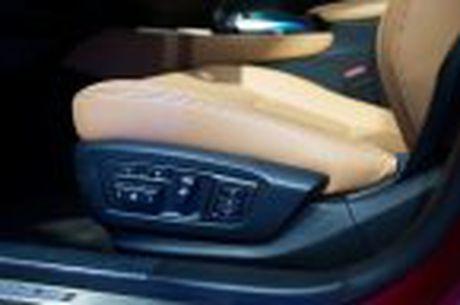 Lexus ra mat GS 200t, dong co tang ap 2.0 241 ma luc, gia 3,13 ti dong - Anh 26