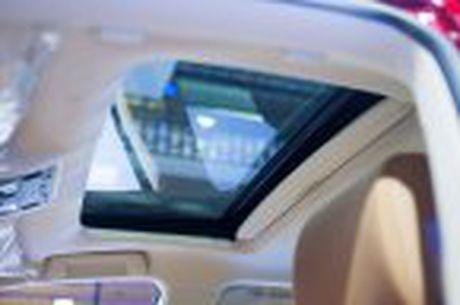 Lexus ra mat GS 200t, dong co tang ap 2.0 241 ma luc, gia 3,13 ti dong - Anh 34