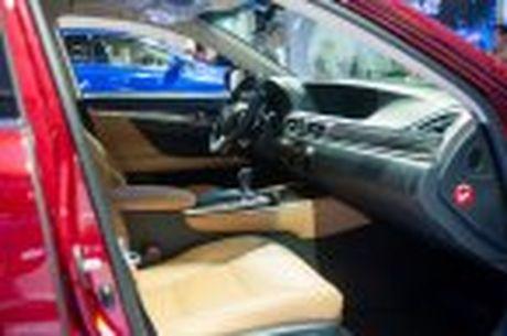 Lexus ra mat GS 200t, dong co tang ap 2.0 241 ma luc, gia 3,13 ti dong - Anh 38