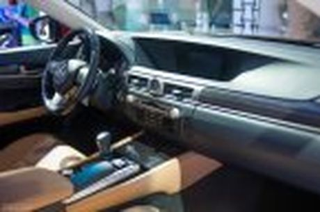 Lexus ra mat GS 200t, dong co tang ap 2.0 241 ma luc, gia 3,13 ti dong - Anh 40
