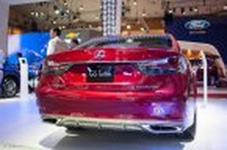 Lexus ra mat GS 200t, dong co tang ap 2.0 241 ma luc, gia 3,13 ti dong - Anh 43
